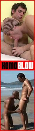 Homo Blow