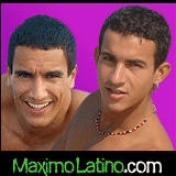 Latin Men - Maximo Latino