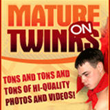 Mature on Twinks - Mature on Twinks