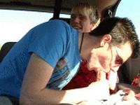 Josh Danny and Todd at Boynapped