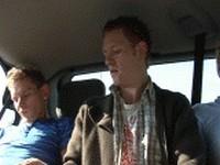 Josh Danny and Jason at Boynapped