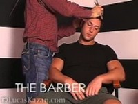 The Barber at Lucas Kazan