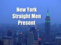 Tony at New York Straight Men