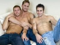 Blake Dakota and Derrek at Randy Blue