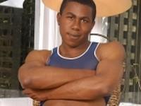 Webber at Randy Blue