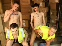 Warehouse Twinks Euroboy XXX