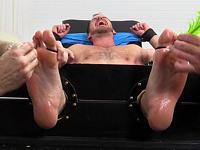Chance Cruise Tickle Tortured My Friends Feet