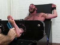 Muscle Bear My Friends Feet