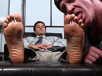 New Boss Julio My Friends Feet