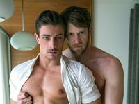 Colby and Carter Cocky Boys