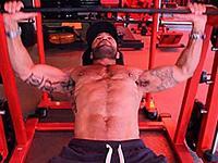 Chest at SweatBox Rogan Richards