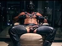 Leather Master Rogan Richards