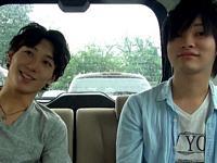 Backseat Blow Japan Boyz