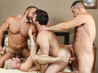 Hairy Tales Part 3 Jizz Orgy