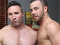Muscle Top Brock Landon Gets Fucked By Uncut Parker Perry Clip 1 at My Husband Is Gay