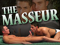The Masseur Lucas Kazan