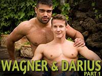 Wagner and Darius Part 1 Lucas Kazan