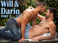 Will and Dario Part 1 Lucas Kazan