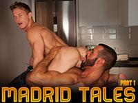 Madrid Tales 1 Lucas Kazan