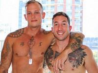 Zack and Brad Active Duty