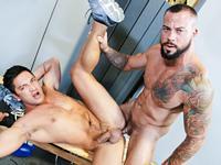 Training Hard Part 2 Extra Big Dicks