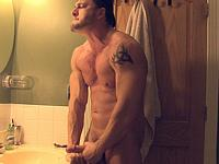Joey D Stroke American Muscle Hunks