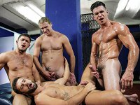 Made You Look Part 4 Jizz Orgy
