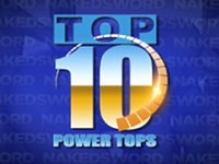 Top Ten Power Tops Naked Sword
