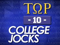 Top Ten College Jocks Naked Sword