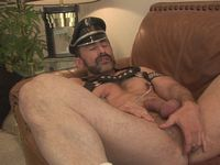 Big Dick Leather Lover Homo Blow