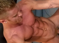 Troy and Johnny V American Muscle Hunks