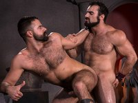 Gladiator Wrestling Raging Stallion