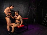 Leather and Chains Scene 1 Male Digital