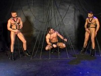 Leather and Chains Scene 2 Male Digital