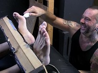 Tickling Dirk Foot Friends