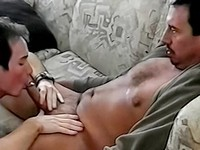 Twink and Daddy Broke and Horny