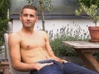 Handsome Hunk Dan Broughton at English Lads