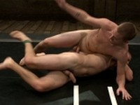 Sebastian Keys and Tommy Defendi Naked Kombat