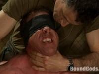 Interrogating Derek at Bound Gods