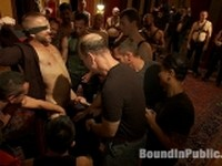 Josh West and Dirk Caber at Bound in Public