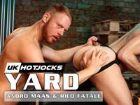 Yard Andro andRico UK Hot Jocks
