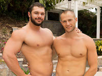 Arnie and Blake Sean Cody