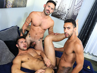 Surprise Big Dick Threeway Extra Big Dicks