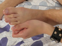 Foot Lotion Toe Sucking Guys