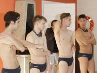Behind the Scenes at Swimboy Eurocreme