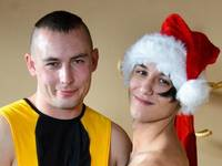 Christmas Twink Surprise Twinks in Shorts