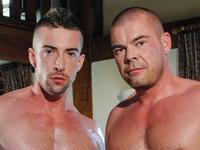 Scott Hunter and Jake Lewis Hard Brit Lads