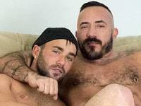 Alessio Romero and Alex Mason Alpha Male Fuckers
