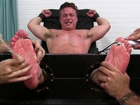 Young Jock JC My Friends Feet
