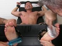 Tickling Audition My Friends Feet